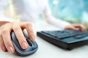Antragsberechtigte können ALG 2 zwar nicht online beantragen, aber die Antragsformulare online vorbereiten.