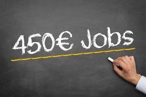 Sind das Arbeitslosengeld 2 und ein 450-Euro-Job miteinander vereinbar?