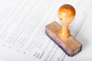 Der Aufhebungsbescheid ist ein offizieller Verwaltungsakt einer Behörde.