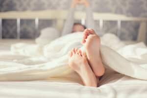 Erstausstattung für die Wohnung: In Ihrer Checkliste sollte ein Bett nicht fehlen.