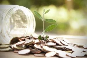 Beim Antrag auf Hartz 4 können Ersparnisse den Anspruch beeinflussen.