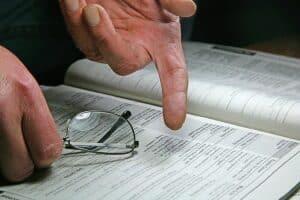 Hartz 4: Für den Untermietvertrag kann ein Muster angepasst und verwendet werden.
