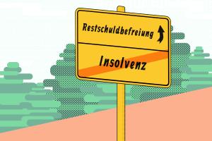Formen der Insolvenz: Die Privat- und Regelinsolvenz unterscheiden sich in wichtigen Punkten.