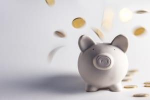 Unerwarteter Geldsegen: Eine Nachzahlung durch das Jobcenter freut.