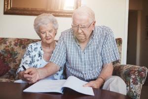 Schonvermögen: Bei der Altersvorsorge gilt ein Freibetrag von 750 Euro pro Lebensjahr.