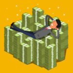Das Schonvermögen wird beim Arbeitslosengeld nicht mit angerechnet.