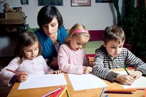Temporäre Bedarfsgemeinschaft: Ihnen steht 1/30 des Regelsatzes pro Tag zu, an dem das Kind bei Ihnen ist.