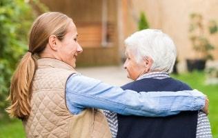 Wird ein Angehöriger gepflegt, dessen Pflegestufe bei vier oder höher liegt, so handelt es sich in aller Regel um eine unzumutbare Arbeit,
