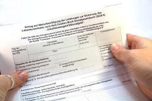Der Widerspruch gegen einen Arbeitslosengeld-Bescheid ist nicht ungewöhnlich